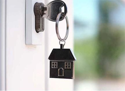 מפתח לדירה