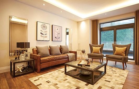 לונדון - הסבת בנייני משרדים למגורים